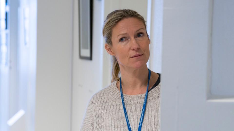 Helene sjekker inn: Avdeling for spiseforstyrrelser