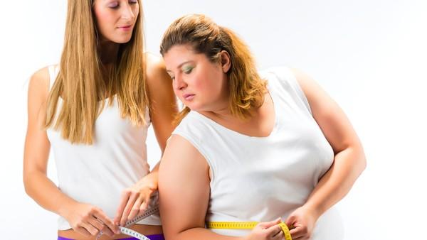Er det rettferdig hvem som blir tjukk?