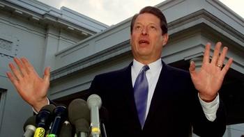 Al Gore i 2000.
