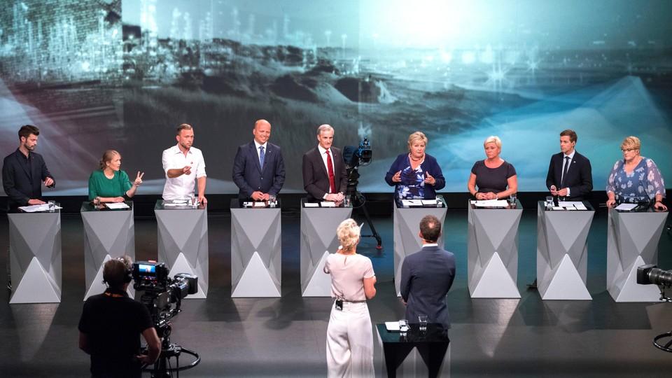 Debatten - fra Arendal