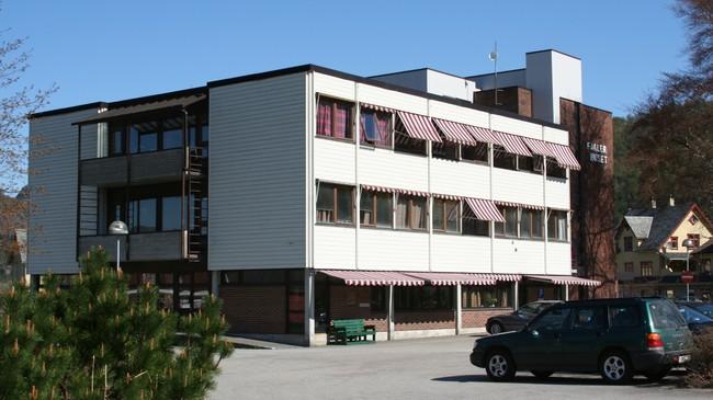 Fjalerhuset. Foto: Ottar Starheim, NRK.