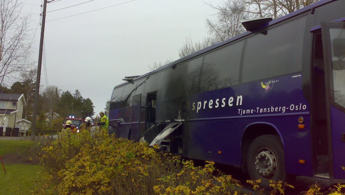 Buss Til Tjøme Fra Oslo