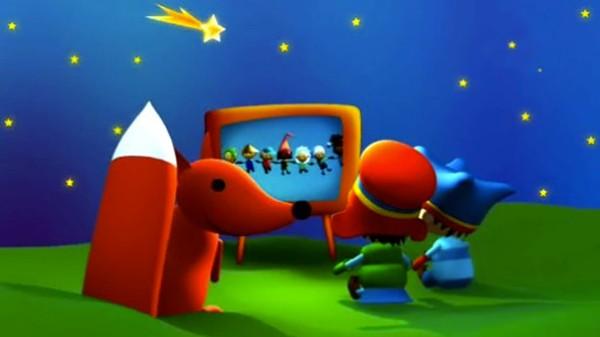Samisk barne-tv