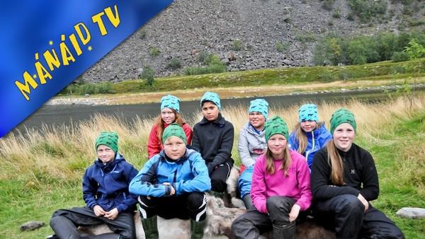Samiske barneserie