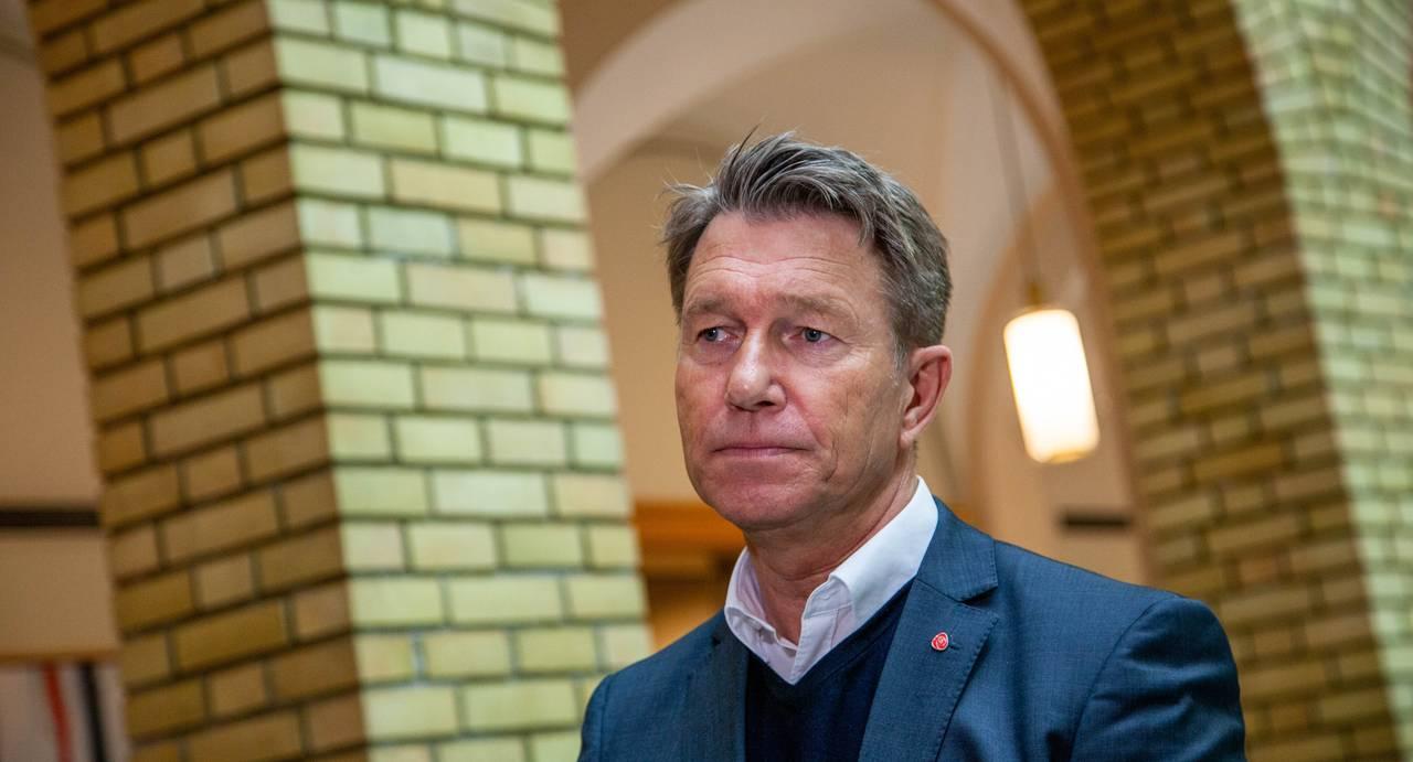 Terje Lien Aasland (Ap)