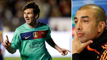 Messi og Di Matteo