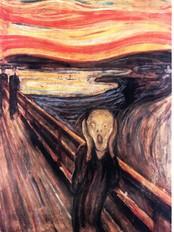 VERDENSKJENT: «Skrik» er trolig det internasjonalt mest kjente verket av Edvard Munch. Foto: Scanpix