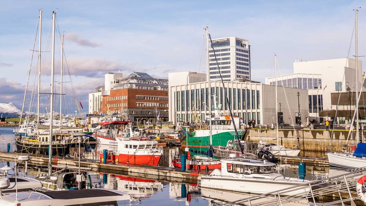 Stormen Konserthus i Bodø