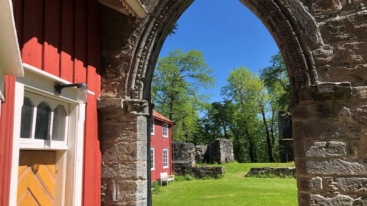 Reins kloster, Rissa, Indre Fosen