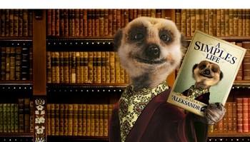 Aleksandr Orlov the meerkat