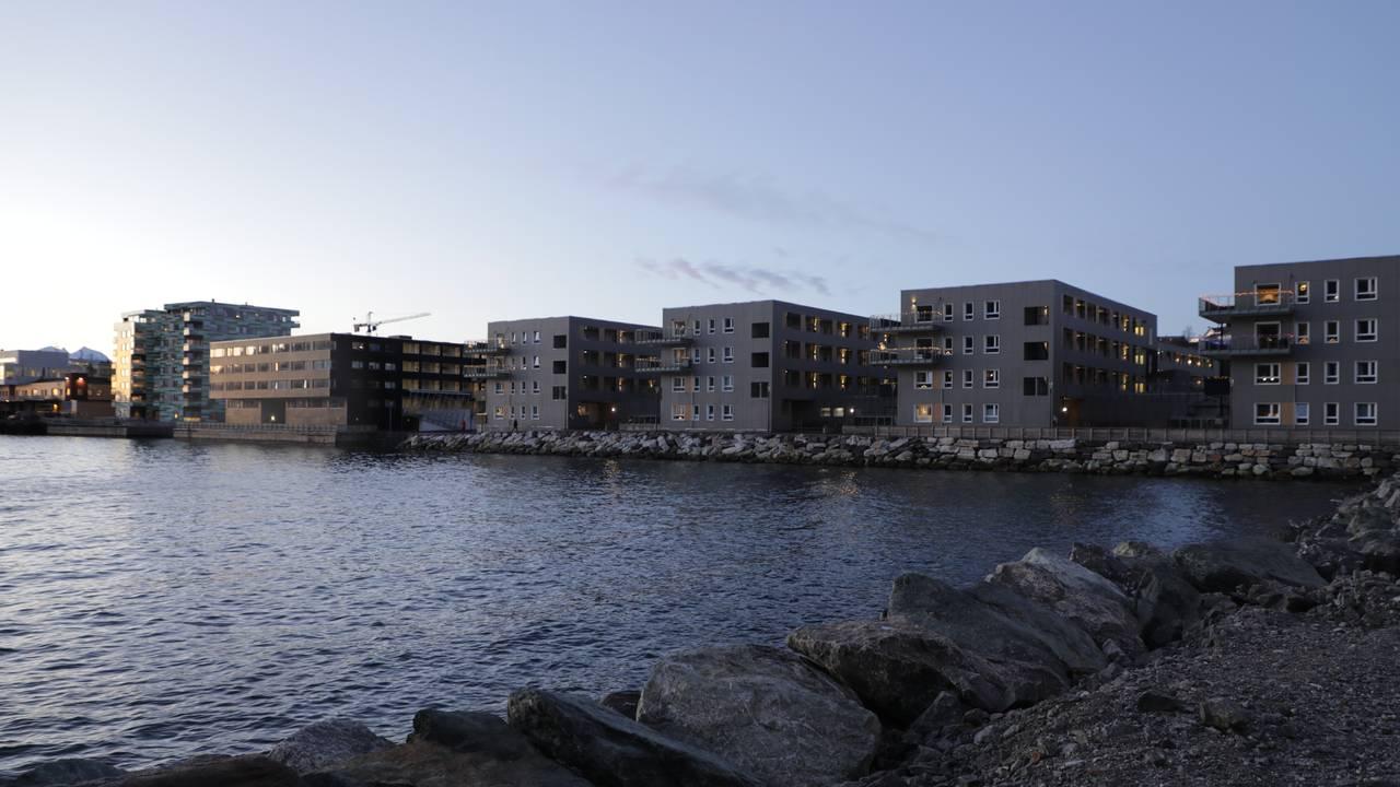 Nye bustader i Tromsø