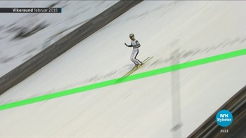Vikersund har verdensrekord i lengste hopp, satt av Anders Fannemel. Men de nest beste har ofte landet betraktelig lenger oppe i bakken. Det skal det nå bli slutt på.