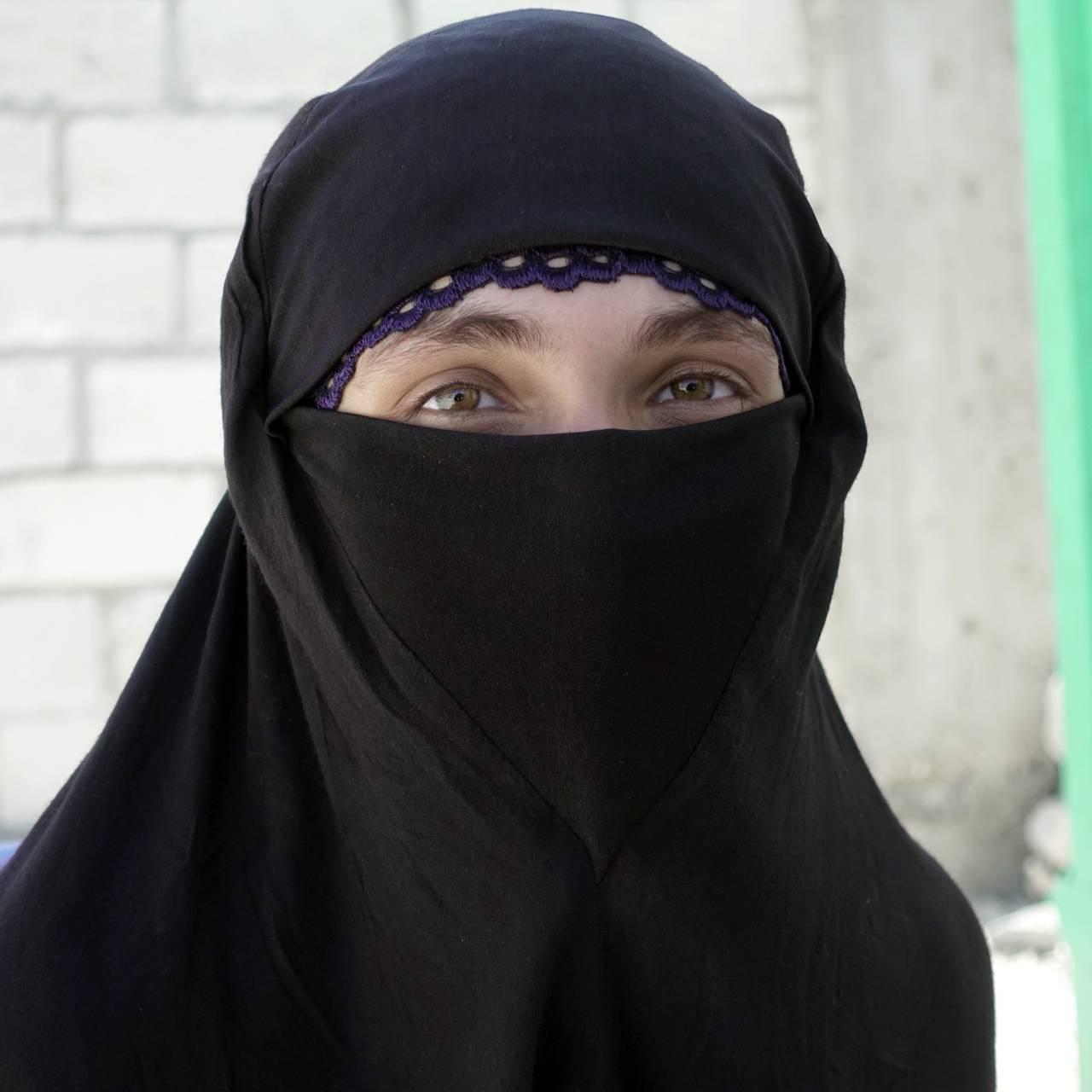 Bilde av Terrortiltalt kvinne (30)