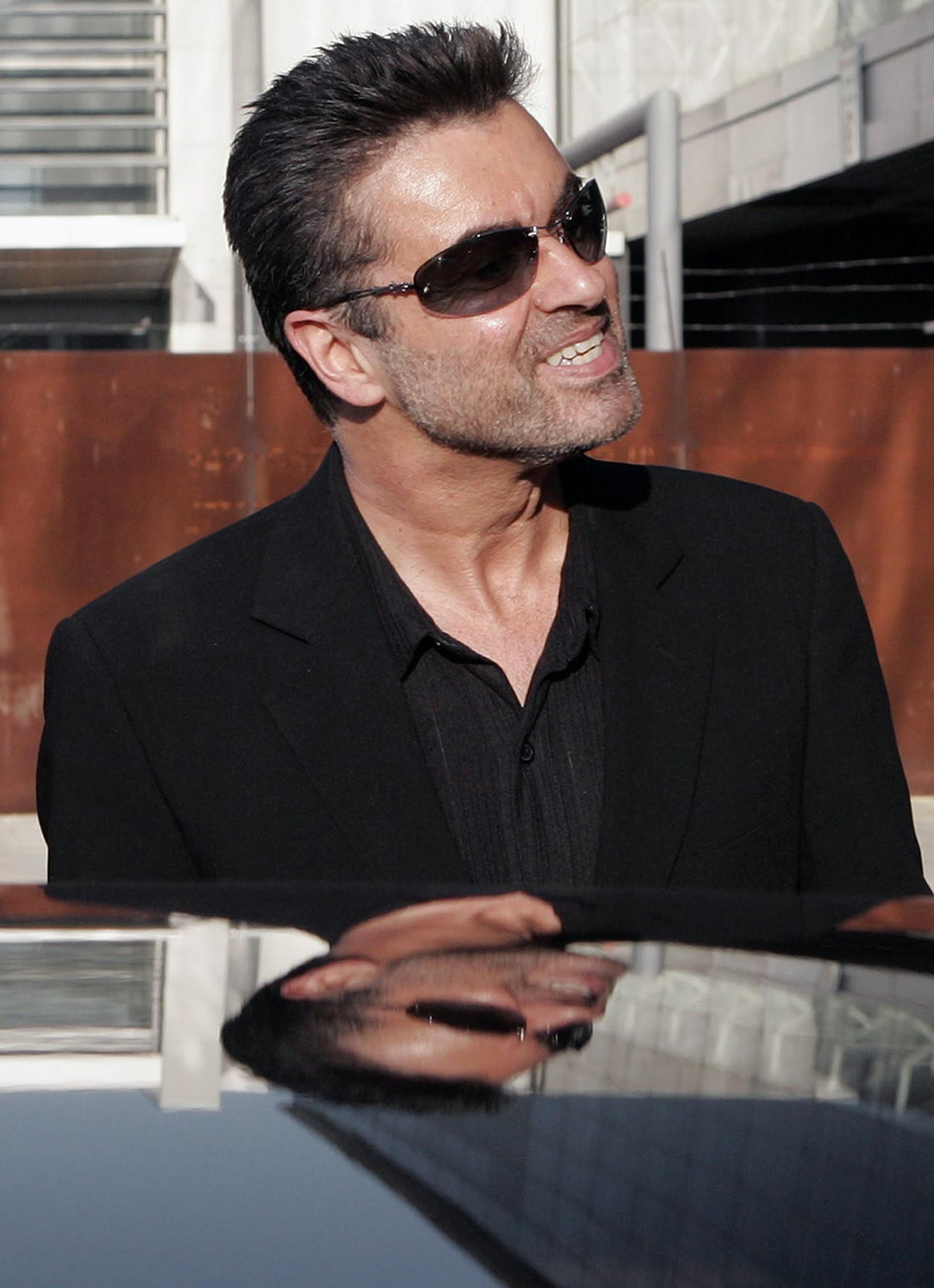 2006: Bredt smil før starten på verdensturneen i 2006. Bildet er tatt 20. september i Barcelona.