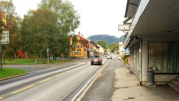 NRK-kontoret i Bø