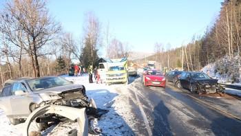 Bilulykke Skotselv