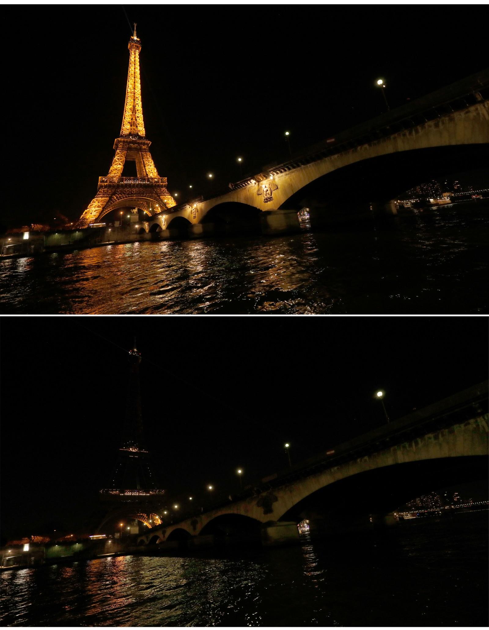 Eiffeltårnet i Paris, Frankrike.