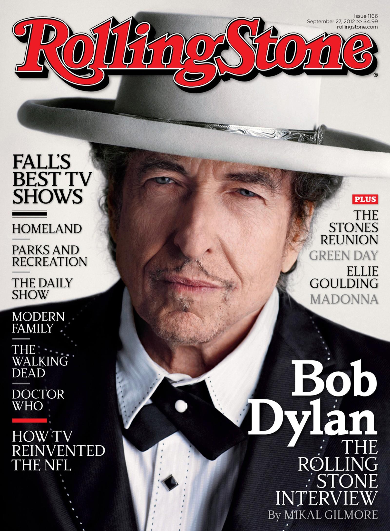 Gjennom årene har ikonet vært å se på mange magasinforsider.