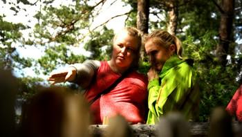 Hanne linaker på utøya