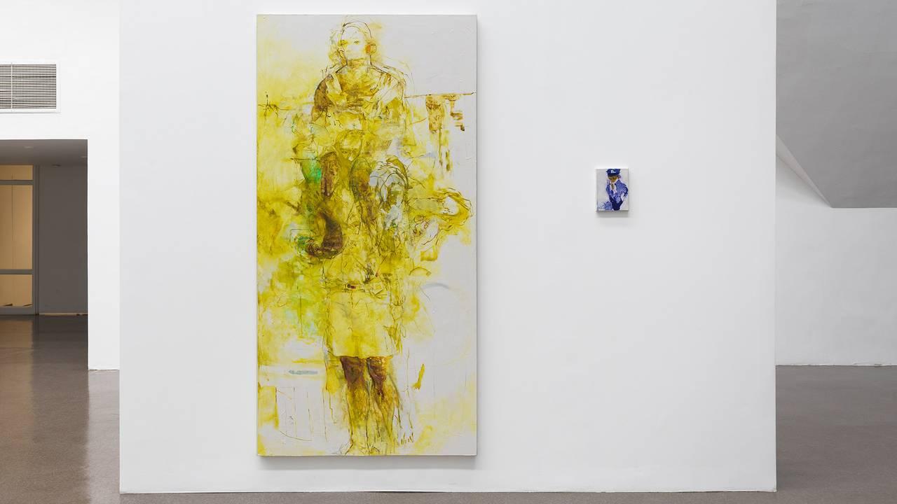 Jennifer Packer-utstilling ved The Ren