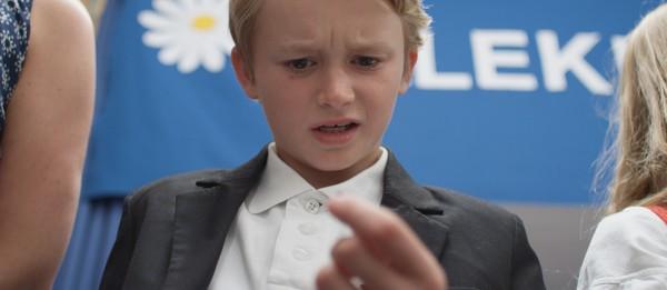 """<span class=""""kicker-title"""">Kampen mot busa:</span>Krise når stian får hilse på kronprinsessen"""