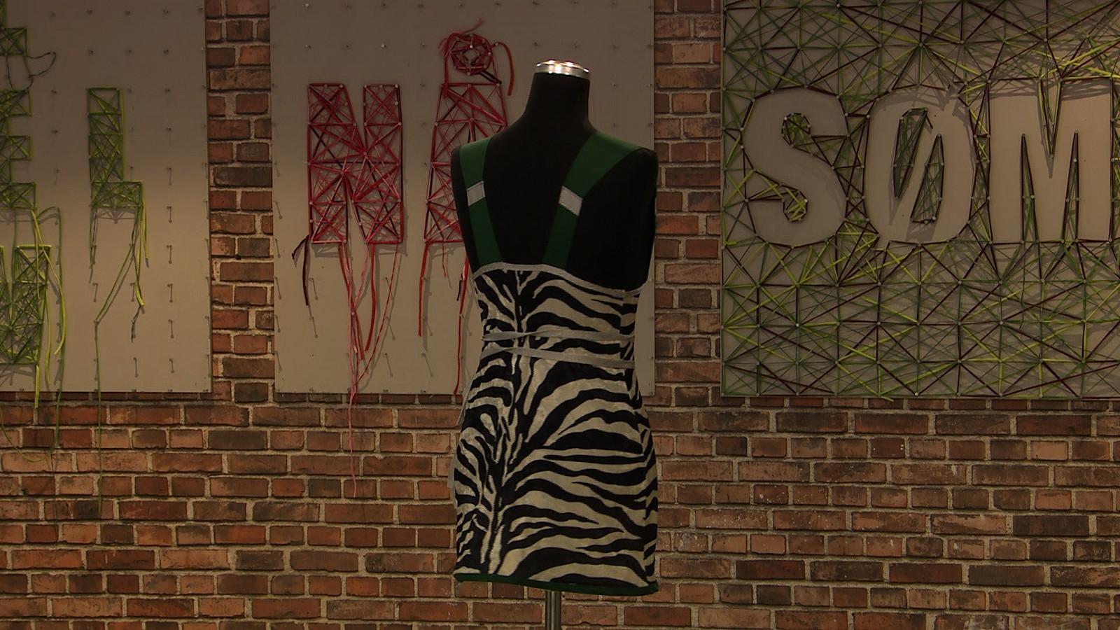 Felleskjøpetkjeledress redesignet av Anne Lyth.