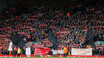 SOCCER-ENGLAND-LIV-SUN/ Liverpool v Sunderland - Barclays Premier League