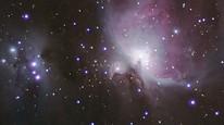 Glimt fra stjernehimmelen. Bildet tatt i observatoriet til Trondheim Astronomiske Forening på Bratsberg i Trondheim.