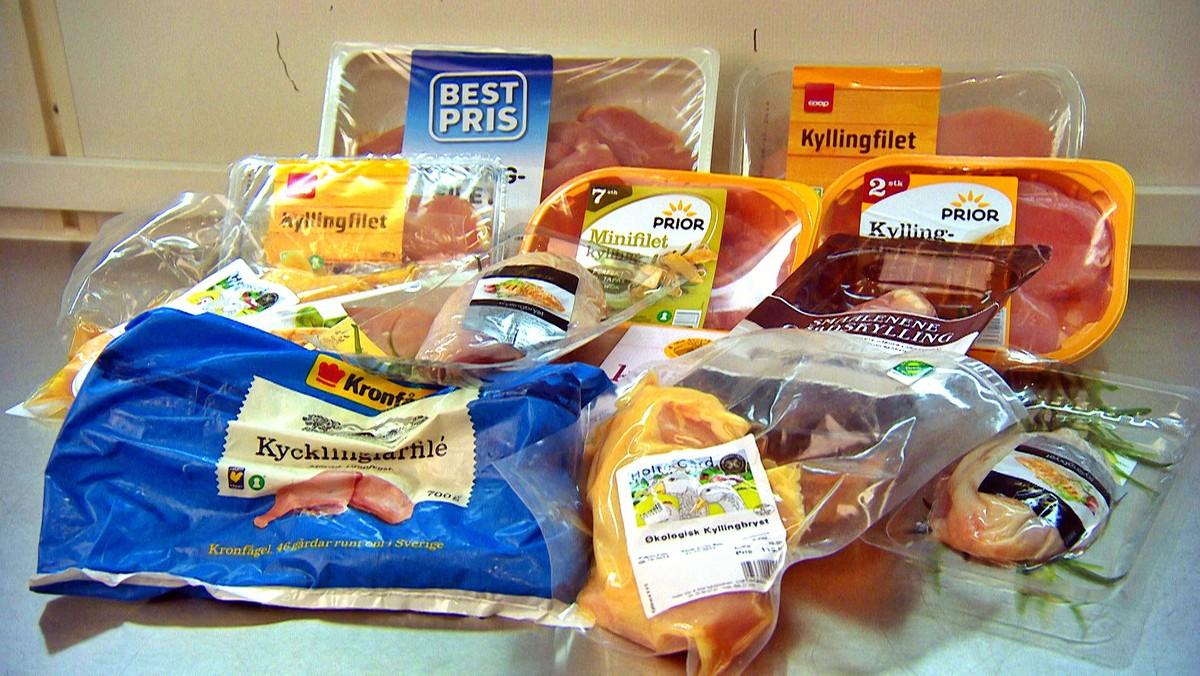 best pris kyllingfilet