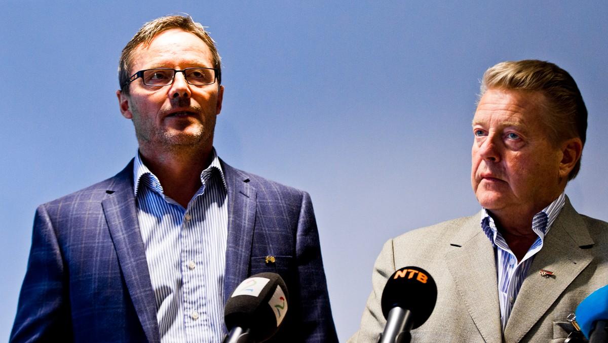 Aambo Ble Presset Til A Ga Av Nrk Sport Sportsnyheter Resultater Og Sendeplan