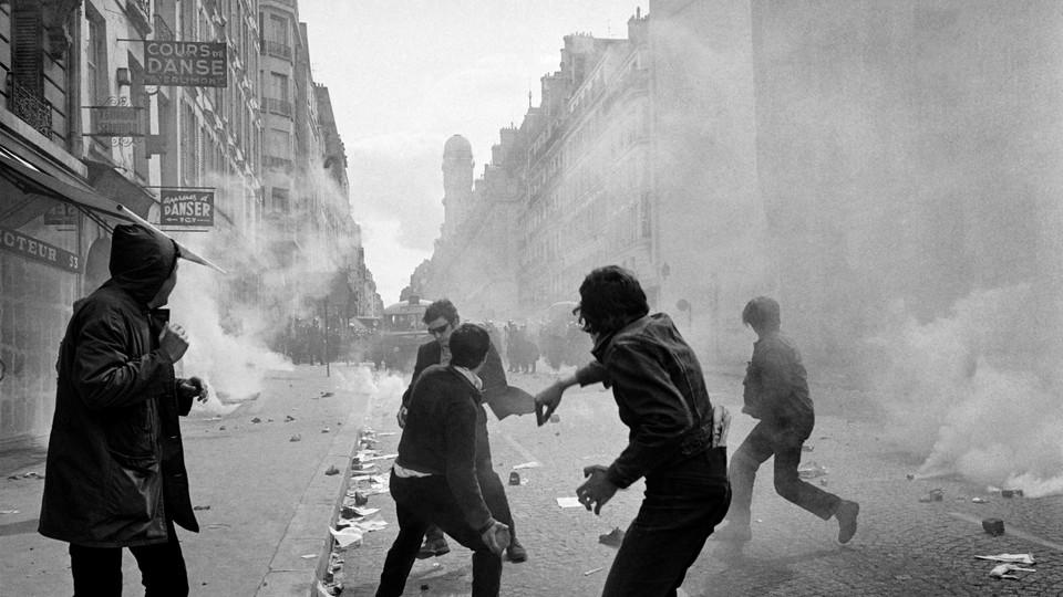 1968 - året som forandret verden
