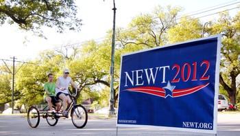 Syklister i New Orleans