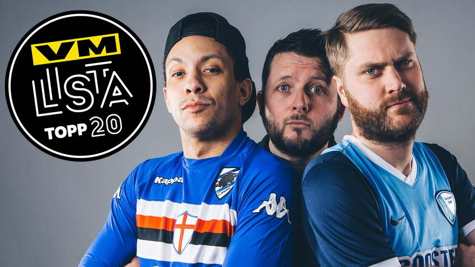 Heia Fotball: VM-lista topp 20
