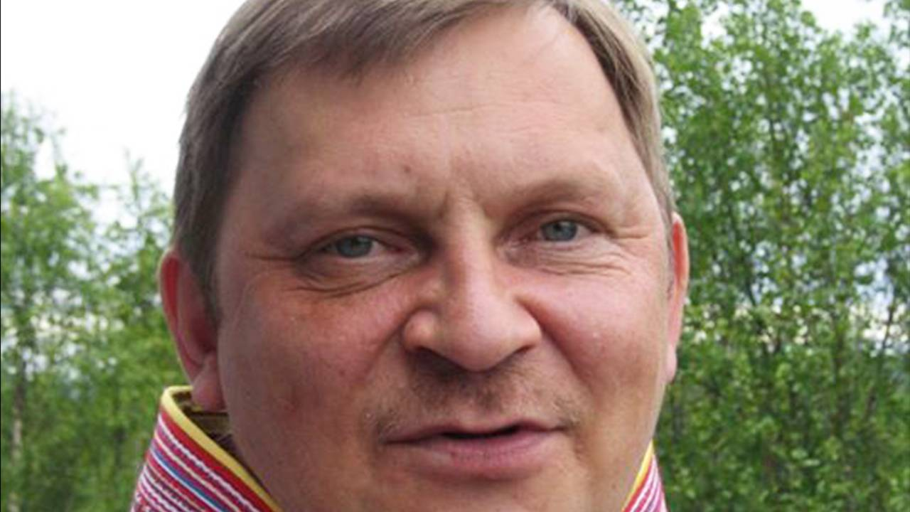 Nils Johan Gaup