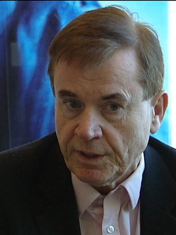 administrerende direktør i Rederienes landsforening Harald Thomassen