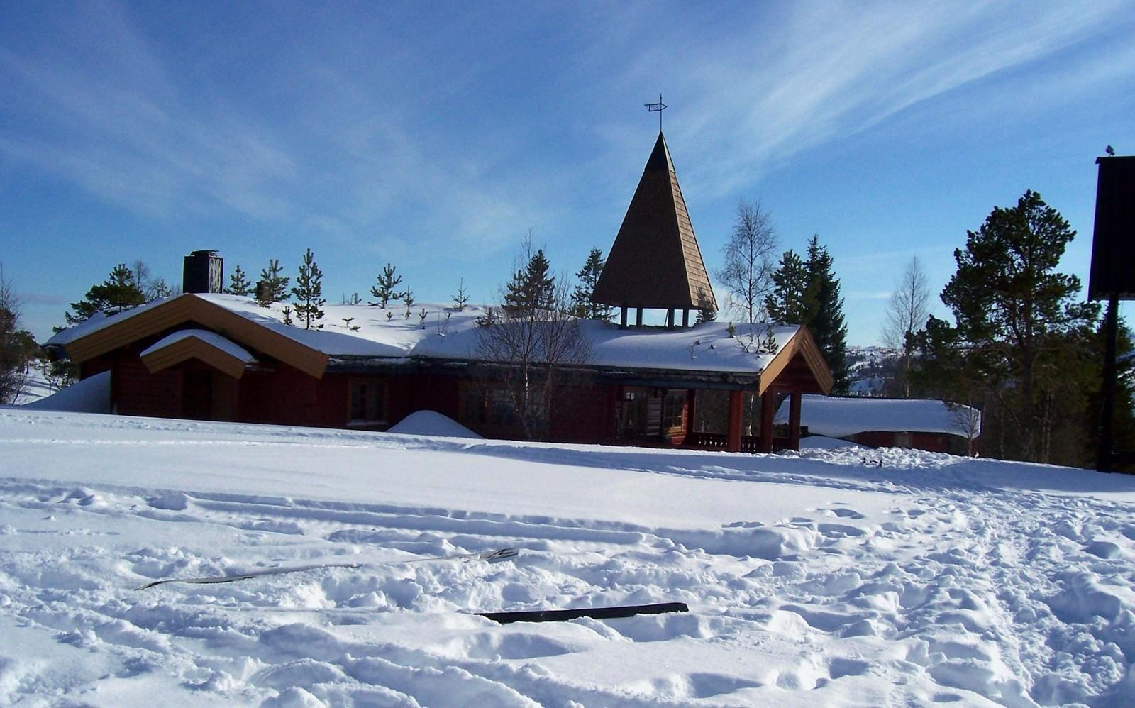 11.03 Søvasskjølen fjellkirke