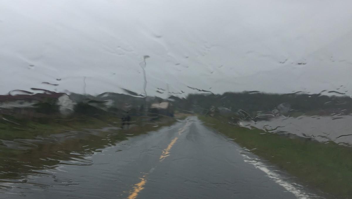 Regn i Rissa