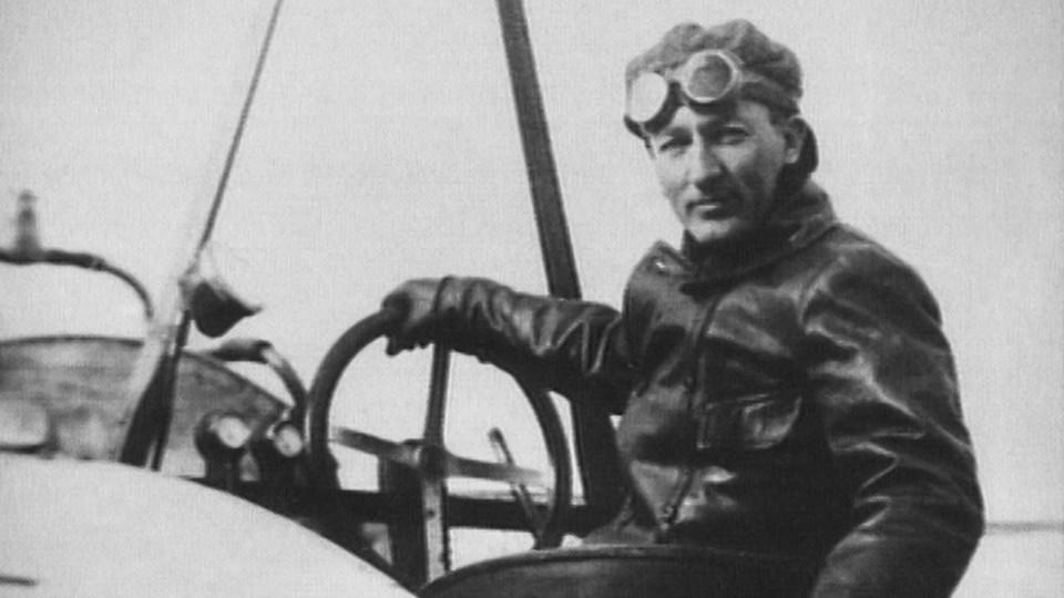 Løytnant Dons - Norges første flyger