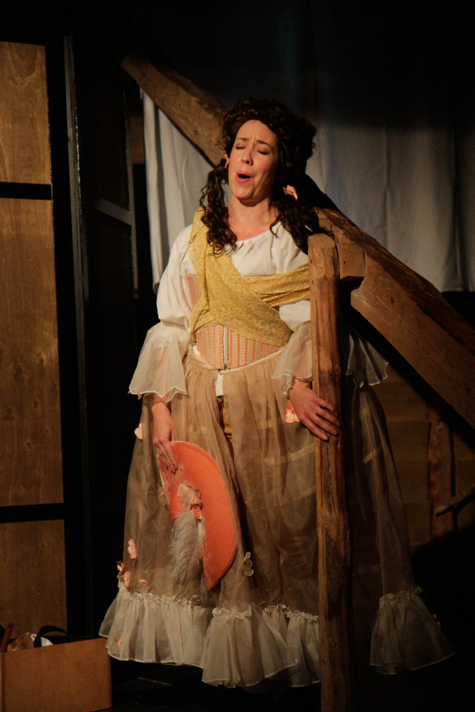 Mimi goes Glamping Operafestival