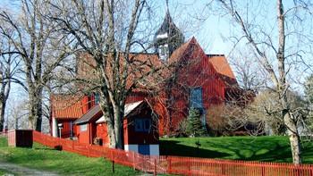Rein kirke, Rissa