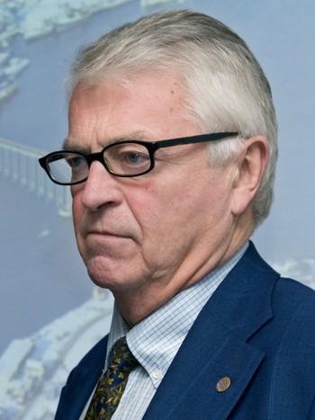 Arne Eidsmo, NHO-direktør Troms