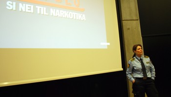 Politiet vil at russ i Tromsø skal ta standpunkt mot narkotika