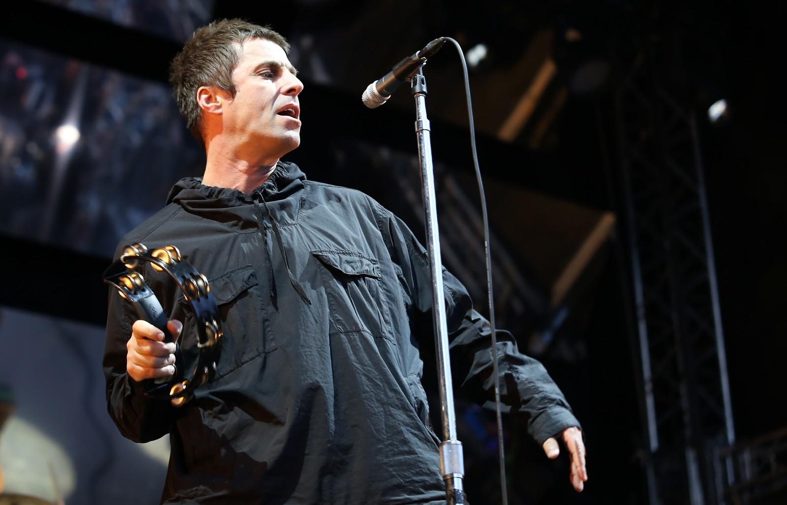 Liam Gallagher på Bergenfest 2017