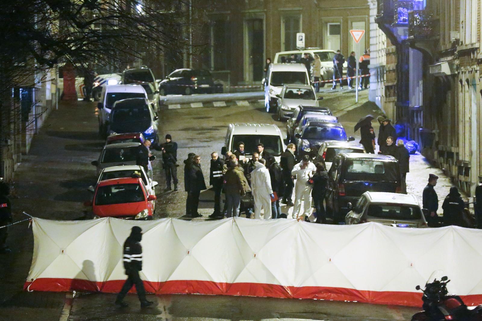 Belgisk politi mener terrorcellen som var mål for antiterroraksjonen i Verviers torsdag, var i ferd med å begå terrorangrep i stor skala.