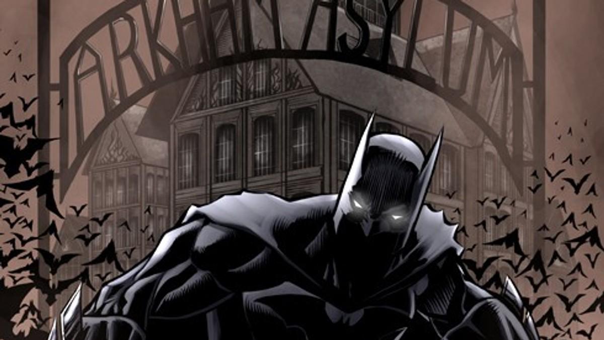 Hvordan bli Batman bok stor fitte