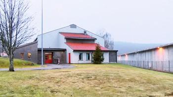 Gymsalen i Skien fengsel