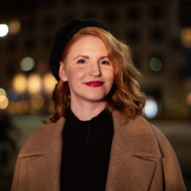 Ragnhild Holmås