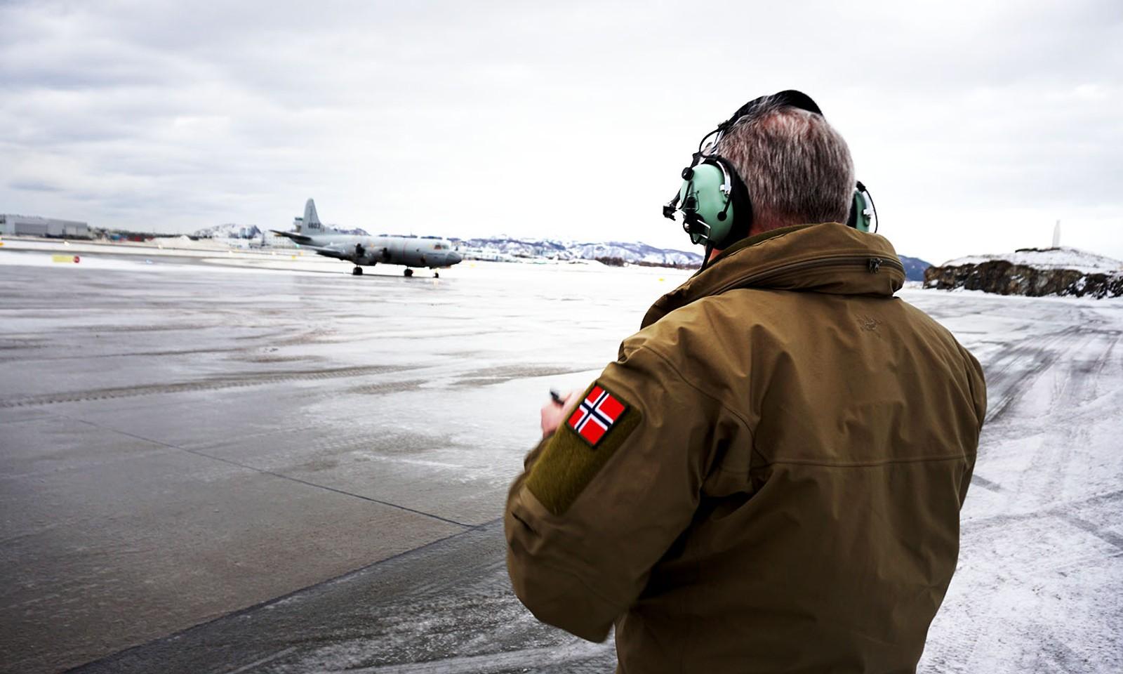 Generalløytnant Morten Haga Lunde møter igjen en gammel flamme.