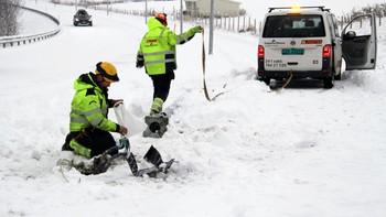 Trafikkuhell Talvik Alta