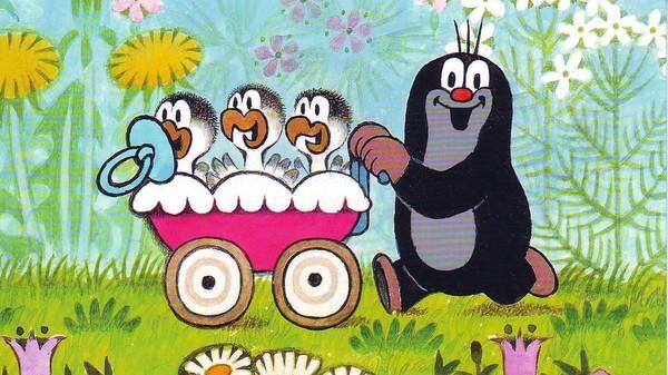 Tsjekkisk animasjonsserie om muldvarpen og vennene hans.